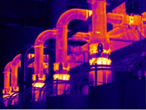 Функция фокусировки MultiSharp в тепловизоре Fluke Ti450