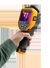 Профессиональный тепловизор для зданий FLUKE TiS50